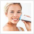 Try Tria Beauty's blue light acne treatment for clear skin.