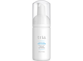 Positively Clear Foam Cleanser | Tria Beauty