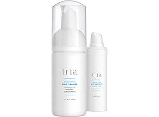 Tria Beauty Positively Clear Skincare DUO for Acne