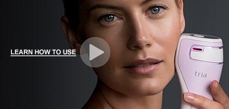 Click here for a video to learn how to use the Tria SmoothBeauty Laser