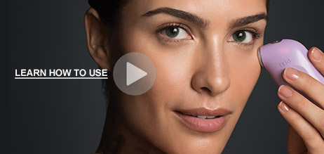Click here for a video to learn how to use the Tria SmoothBeauty Eye Wrinkle Laser