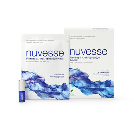 Nuvesse Firming and Anti-Aging Eye Trial Kit | Tria Beauty