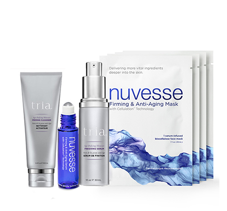 Buy Nourishing & Firming Deluxe Kit | Tria Beauty