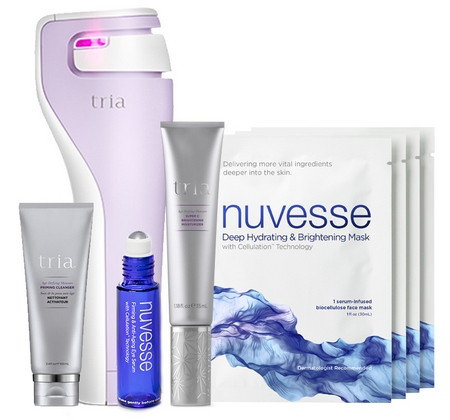 SmoothBeauty™ Laser Deep Hydrating Deluxe Kit | Tria Beauty