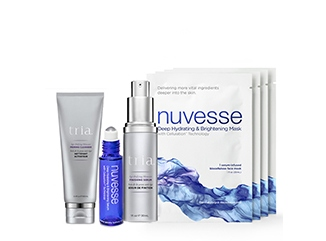 Deep Hydrating Deluxe Kit  | Tria Beauty